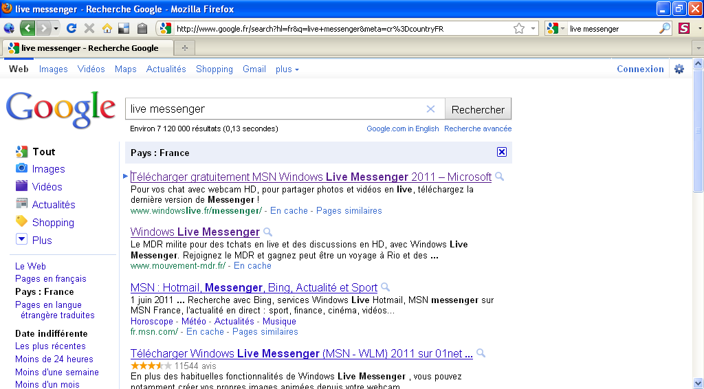 T l charger live messenger pas si facile uxui - Www msn com fr fr ...