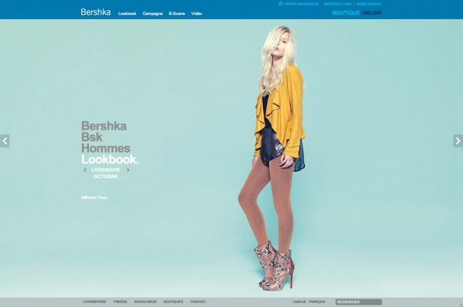 Bershka - lookbook Bershka (femme)