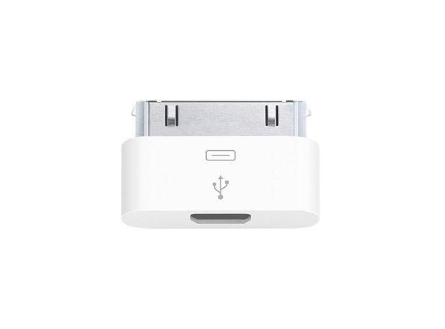 Apple - adaptateur micro-USB