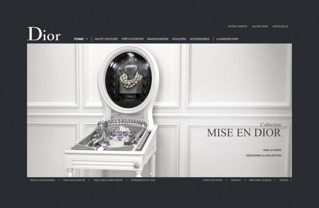 Dior.com - mode & accessoires Femme