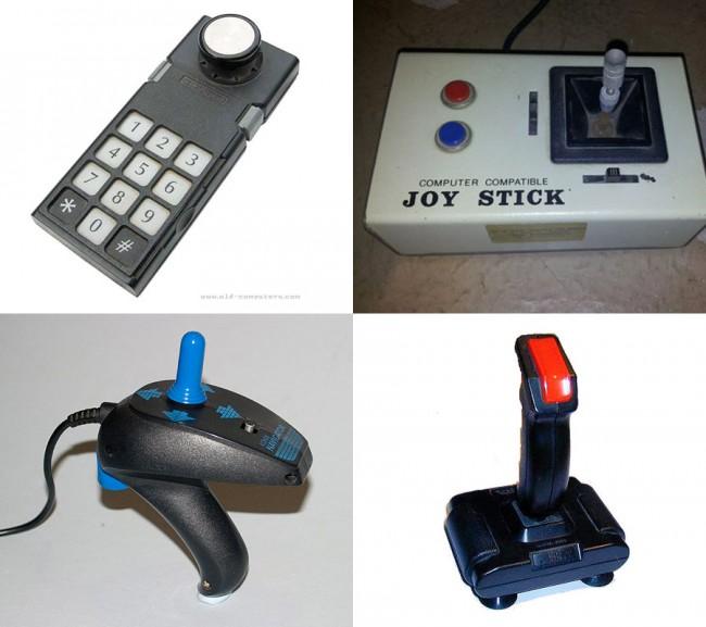 Jeu sur smartphone - 06 - vieux joystick
