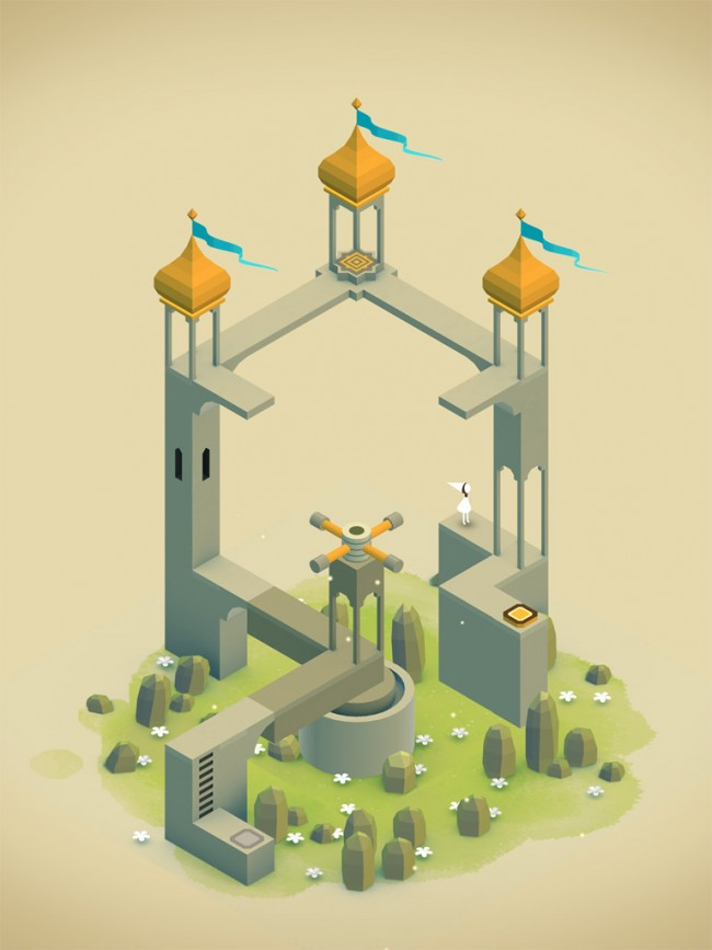 Monument Valley - Screenshot 1