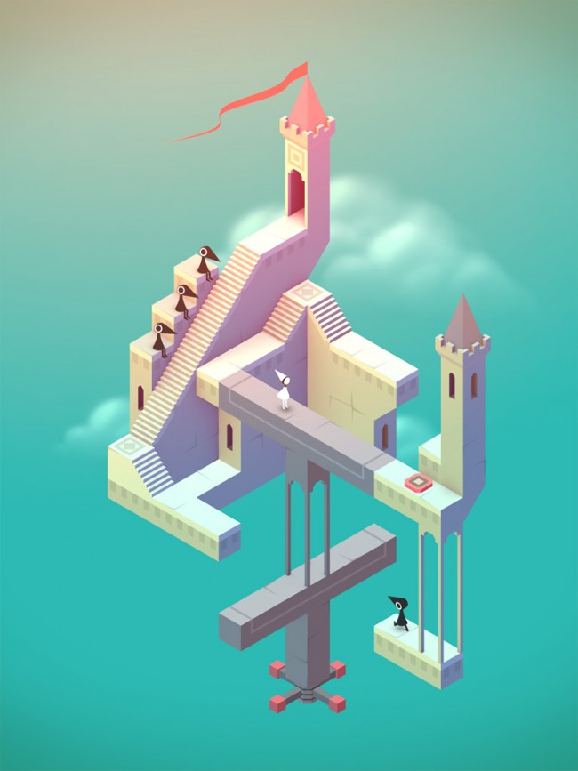 Monument Valley - Screenshot 2